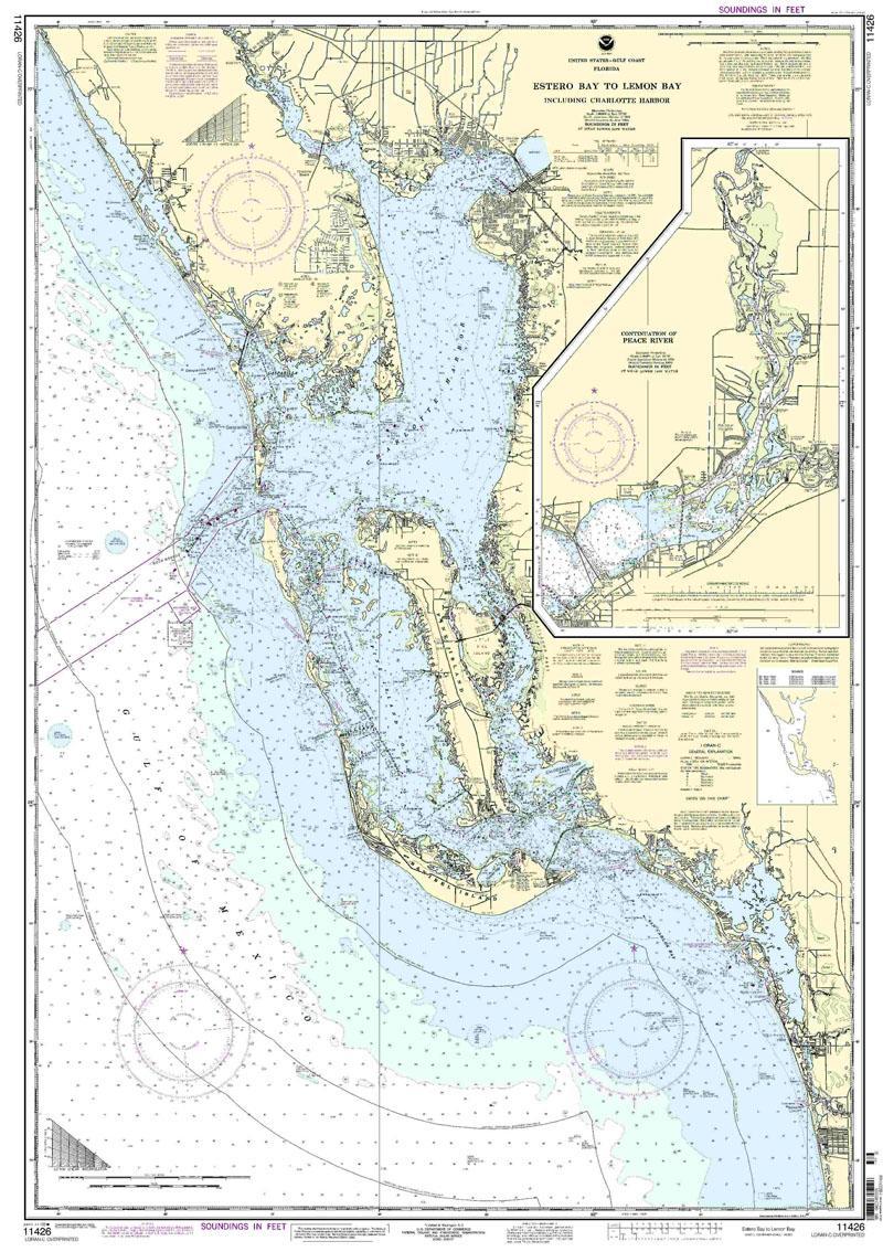Map Of Southwest Florida Coast.Cruising Southwest Florida Creeksidemusings